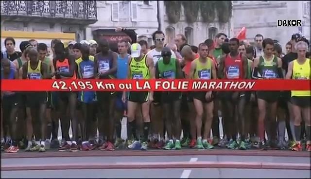 42,195 km ou la folie marathon [TVRIP]