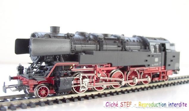 BR 85 une machine lourde et puissante, comme excellaient les ingénieurs allemands 1211220532588789710582265