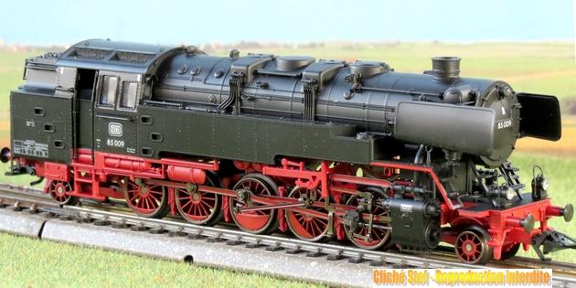 BR 85 une machine lourde et puissante, comme excellaient les ingénieurs allemands 1211220533018789710582279