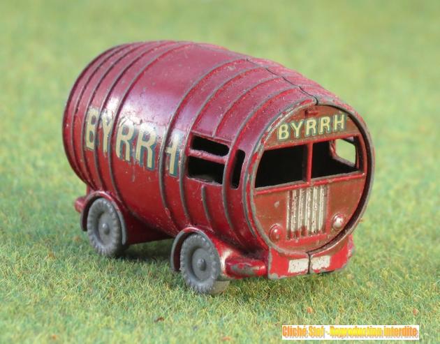 Camion publicitaire Byrrh Les Routiers/les Rouliers 1211231050448789710584423