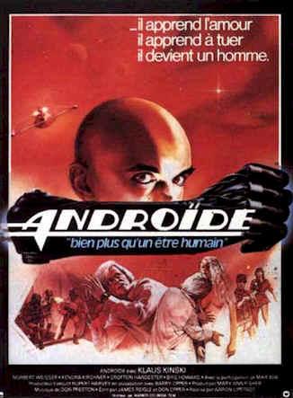 Retour vers les 80's : Androïde (1983) dans Cinéma bis 12112407554515263610587495