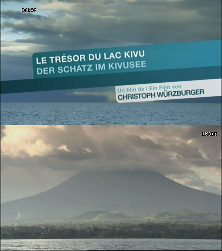 Le trésor du lac Kivu [TVRIP]