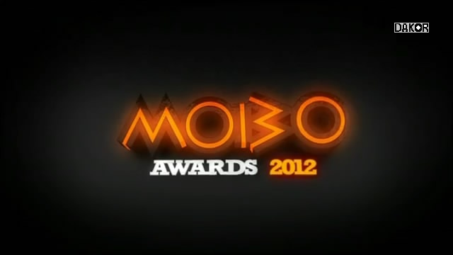 MOBO Awards 2012 (Music Of Black Origin) + les coulisses [TVRIP]