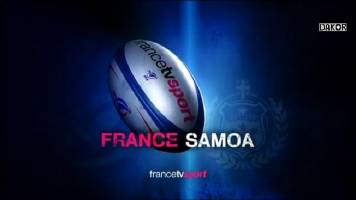 France Vs Samoa - Test-matches - 24/11/2012 [TVRIP]
