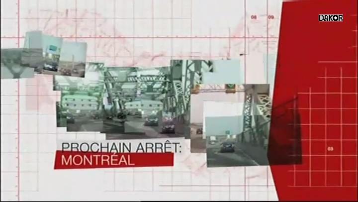 Prochain arrêt : Montréal [5/5] [TVRIP]