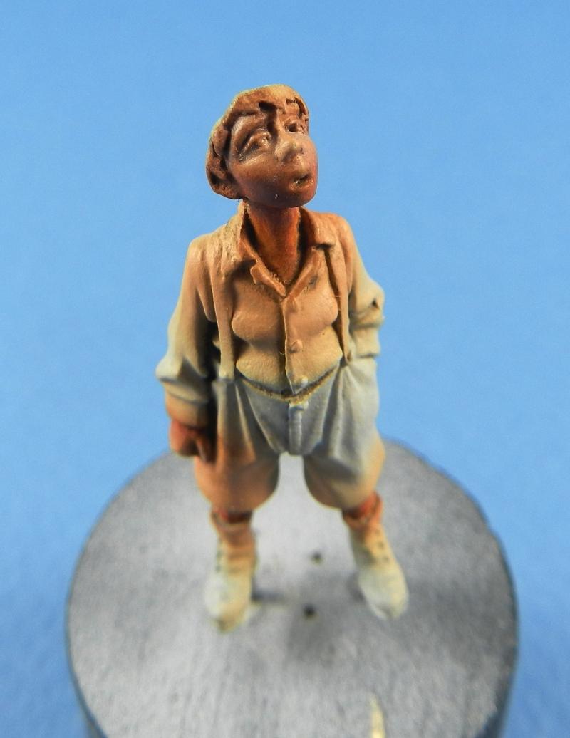 Petit garçon avec képi 1914 ( piou piou) FINI LE 29/11/2012 12112704031115063810601105