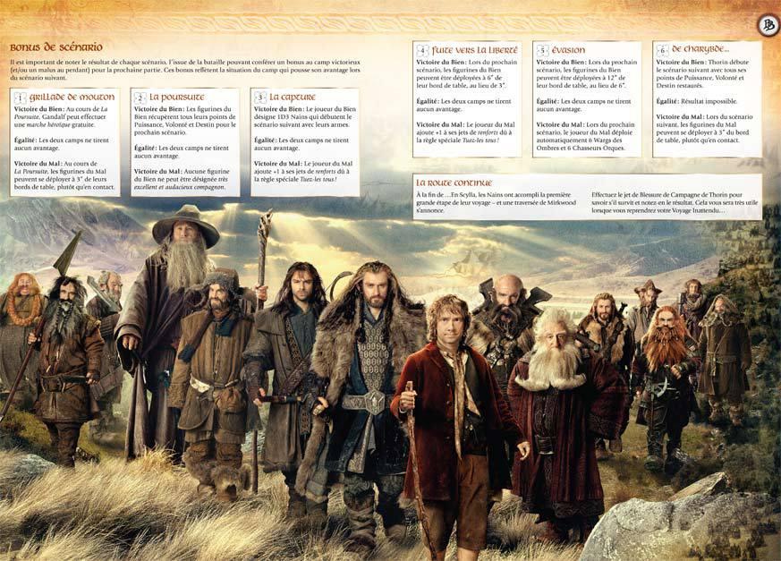 "Nouvelles sorties GW ""The Hobbit"" 1211270513578246710601500"