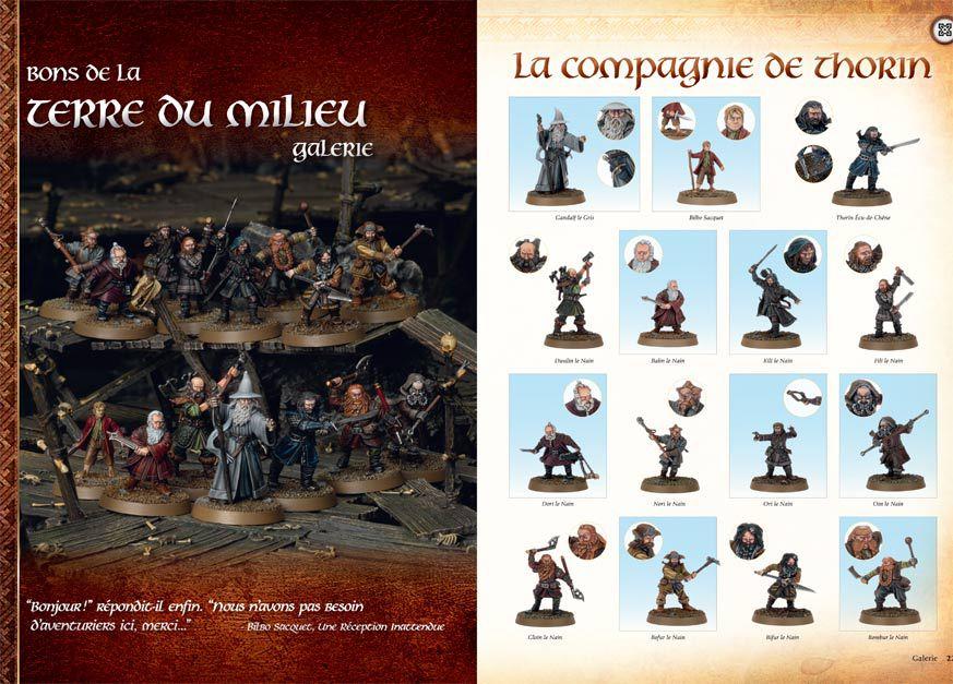 "Nouvelles sorties GW ""The Hobbit"" 1211270514028246710601501"