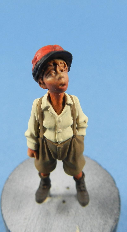 Petit garçon avec képi 1914 ( piou piou) FINI LE 29/11/2012 12112706321615063810601922