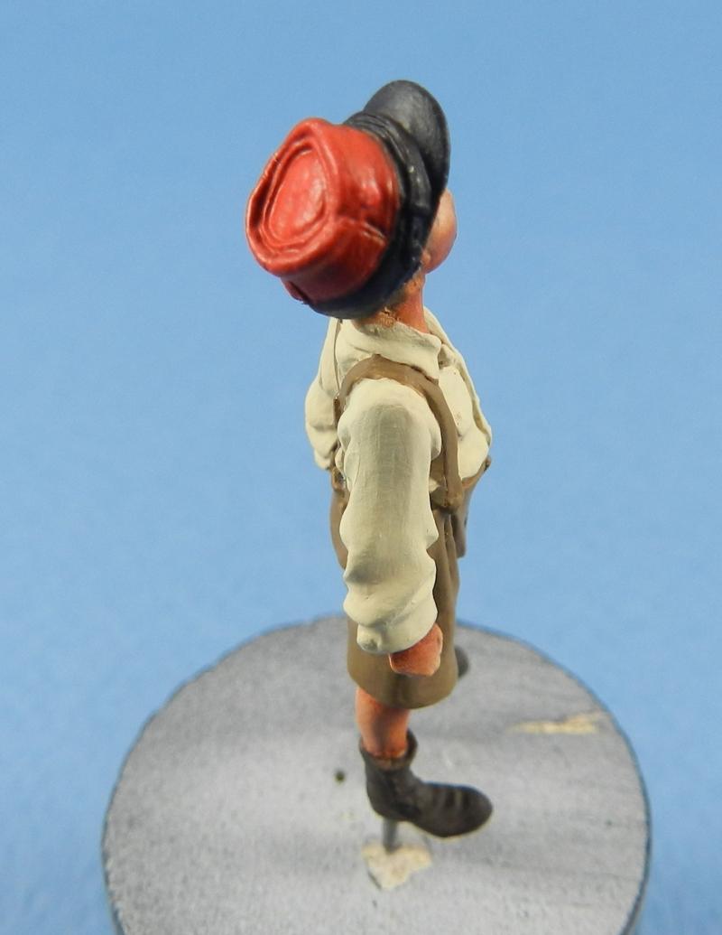 Petit garçon avec képi 1914 ( piou piou) FINI LE 29/11/2012 12112706322615063810601923