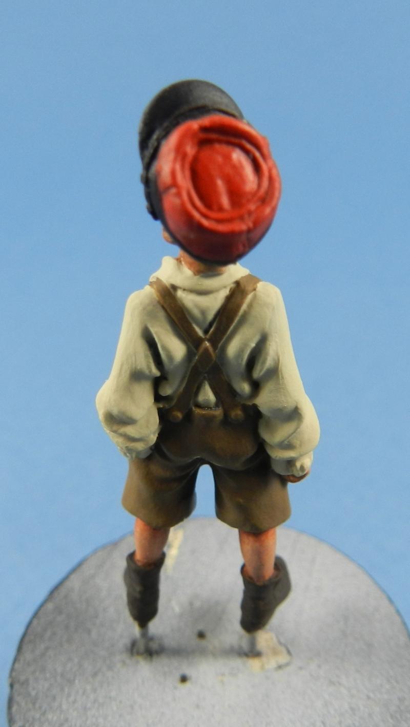 Petit garçon avec képi 1914 ( piou piou) FINI LE 29/11/2012 12112706323615063810601924