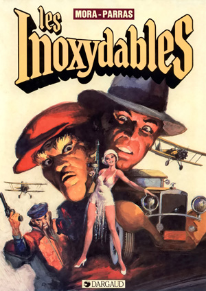 Les inoxydables - tomes 1 a 5