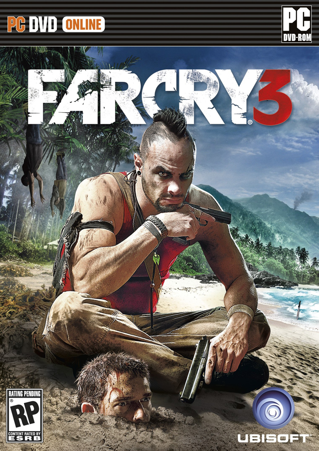 Far Cry 3 Poster