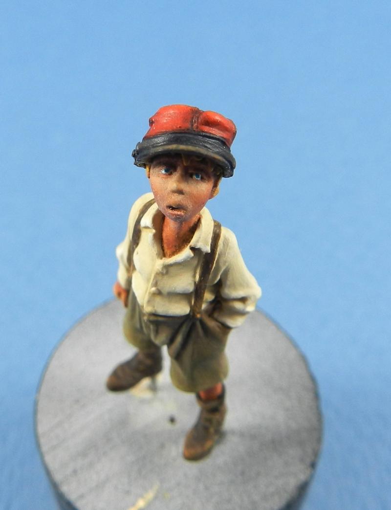 Petit garçon avec képi 1914 ( piou piou) FINI LE 29/11/2012 12112906163915063810608445