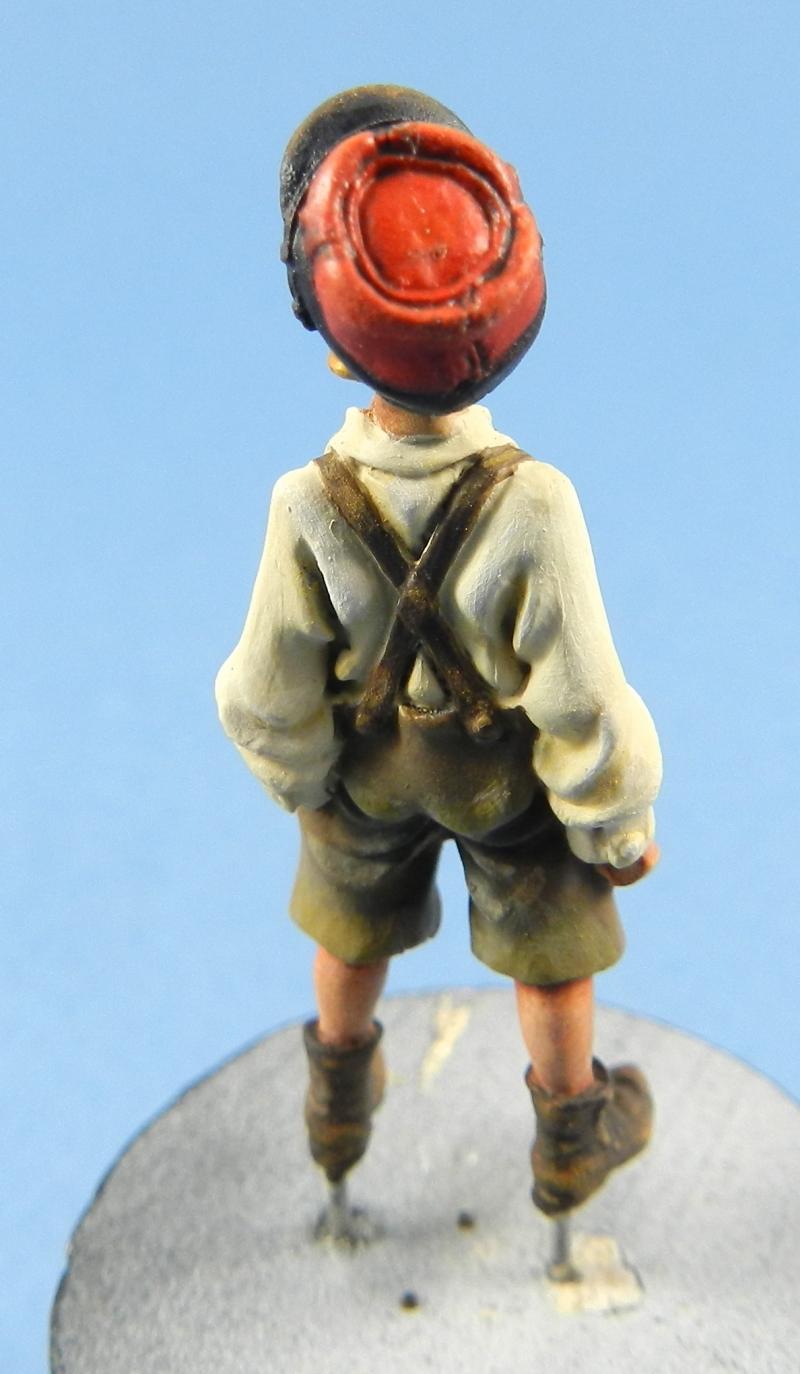 Petit garçon avec képi 1914 ( piou piou) FINI LE 29/11/2012 12112906170515063810608448
