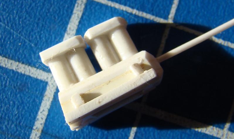 Spin - Fokker Spin III au 1/72ème (scratch) Terminé 12113006154410331810612105