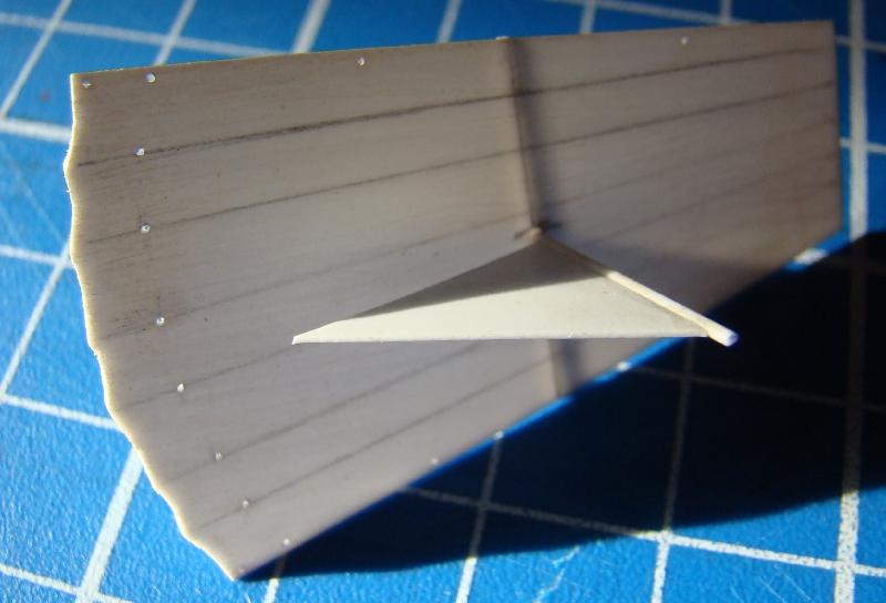 Spin - Fokker Spin III au 1/72ème (scratch) Terminé 12113006161410331810612109