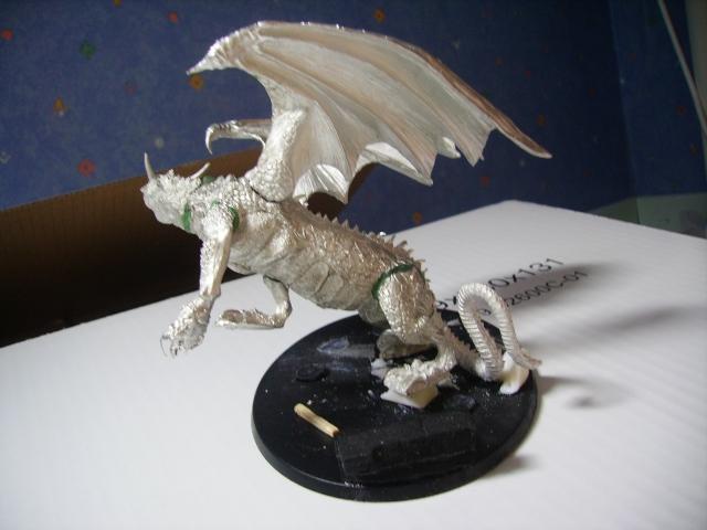 [Conversion] Le légendaire Dragon Vert 1212010618088246710615935