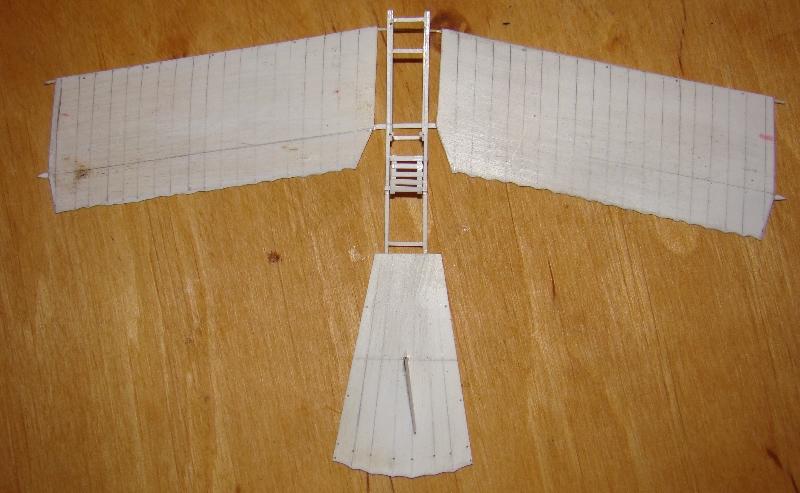 Spin - Fokker Spin III au 1/72ème (scratch) Terminé 12120309035210331810624562