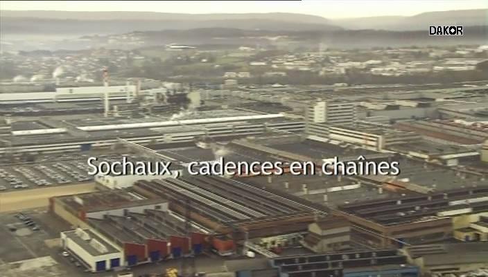 Sochaux, cadences en chaînes [TVRIP]