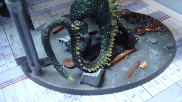 [Conversion] Le légendaire Dragon Vert 1212060202398246710634302