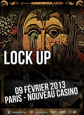 Lock Up @ Paris