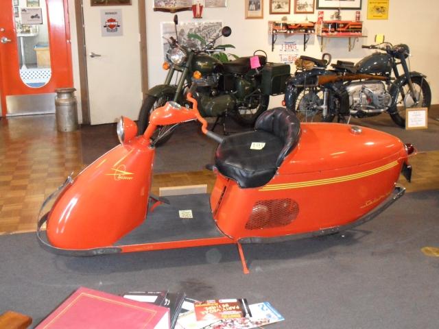 Scooter des 1950's & 1960's 12120709420815316310639567