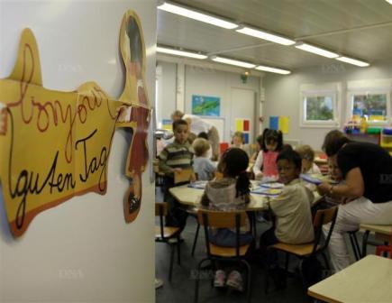 Tweetalig onderwijs Frans/Duits in de Elzas 12120809542114196110640419