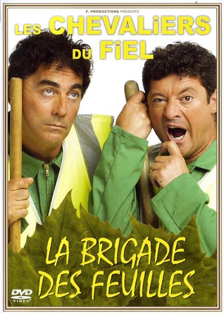 Les Chevaliers du fiel dans «La Brigade des feuilles» [TVRIP]