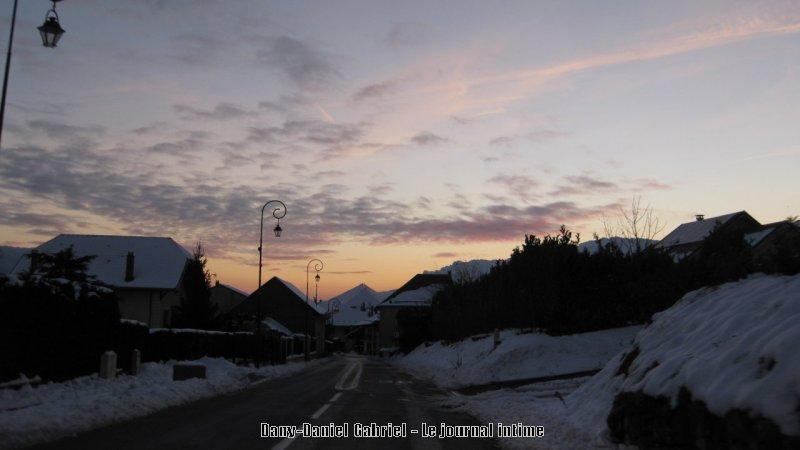 hiver savoie france alpes