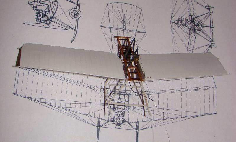 Spin - Fokker Spin III au 1/72ème (scratch) Terminé 12121006390610331810649849