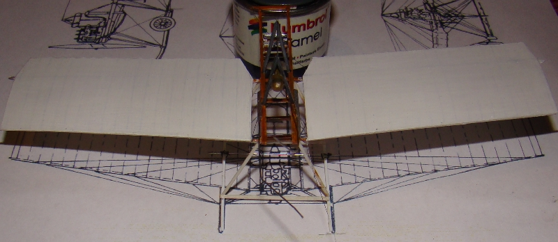 Spin - Fokker Spin III au 1/72ème (scratch) Terminé 12121006392710331810649851