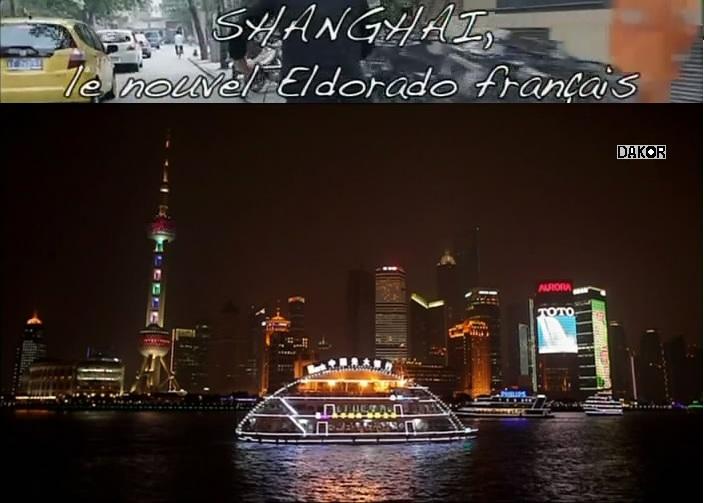 Shanghai, le nouvel eldorado français