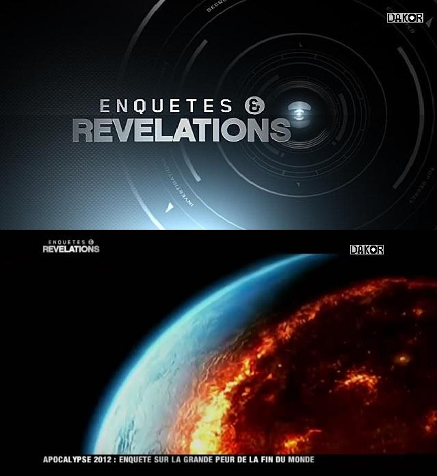 Enquêtes et révélations: Apocalypse 2012 : enquête sur la grande peur de la fin du monde 11/12/2012[TVRIP][HDTV]