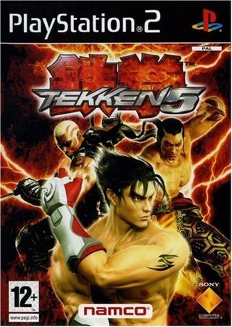 [MULTI] Tekken 5 [MULTI] [PlayStation 2]