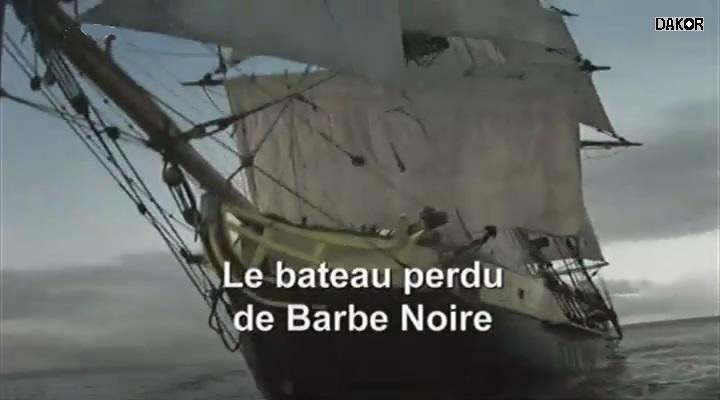 Le bateau perdu de Barbe-Noire [TVRIP]