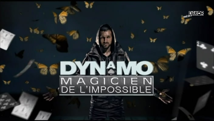Dynamo : magicien de l'impossible [2/2] [TVRIP]