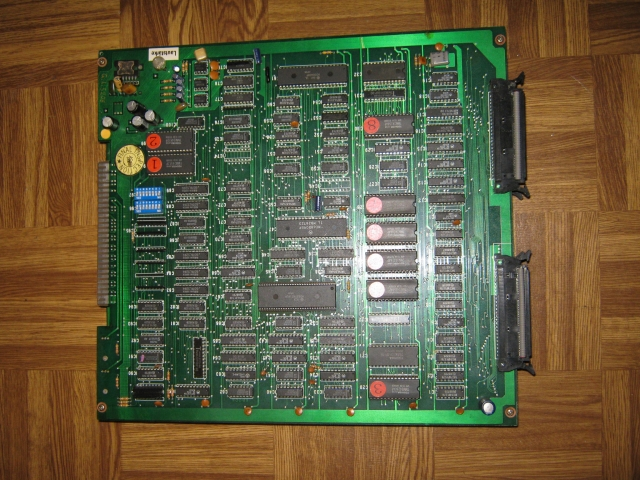 [VDS] R-Type 2, Super Street Fighter 2 X, slot MVS+jeux, PCB 12121608331410838510672310