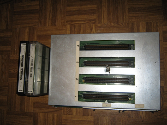 [VDS] R-Type 2, Super Street Fighter 2 X, slot MVS+jeux, PCB 12121608332910838510672311