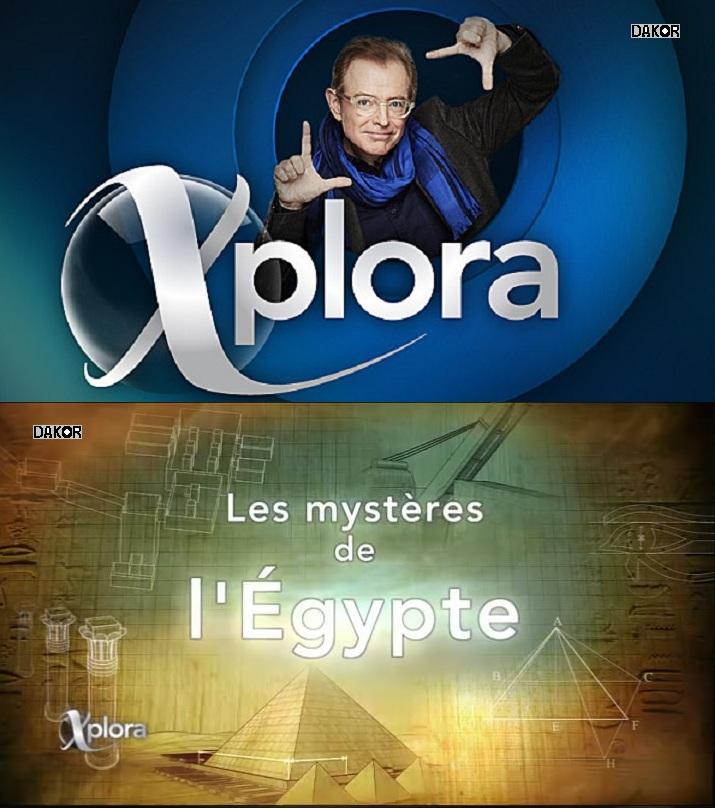 Xplora - Les mystères de l'Egypte - 12.12.2012 [TVRIP]