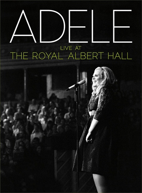 Adele : live at the royal albert hall [HDTV]