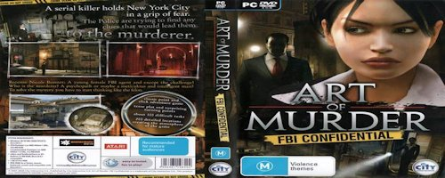 Art of Murder - FBI Confidential [FR] [Multi]