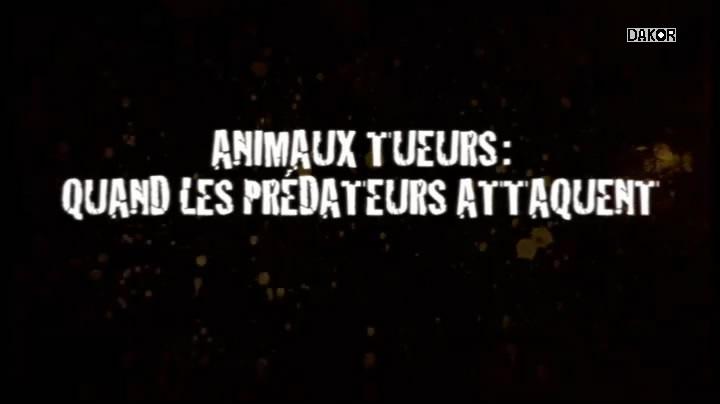 Animaux tueurs : quand les prédateurs attaquent [2/6] [TVRIP]