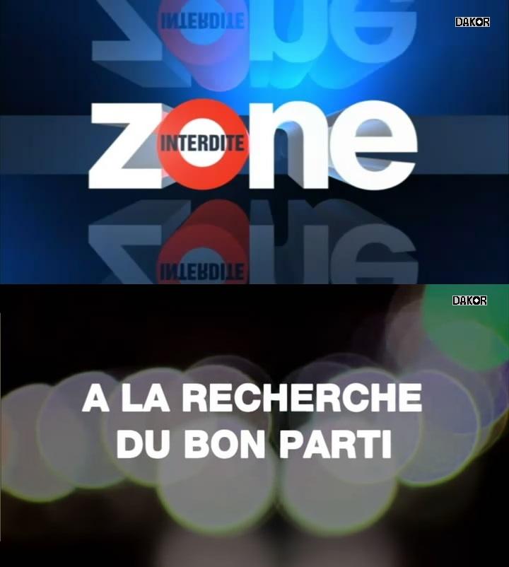 Zone interdite - A la recherche du bon parti - 16/12/2012 [TVRIP]