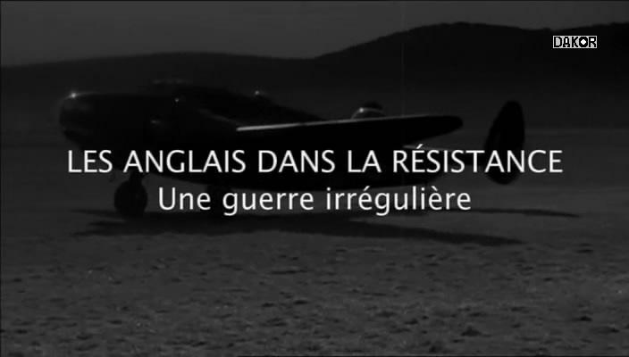 Les Anglais dans la Résistance - Une guerre irrégulière [TVRIP]