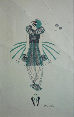 leonor - Leonor Fini Costume Ani-Tali (1)