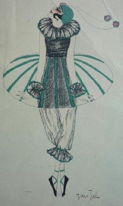 leonor - Leonor Fini Costume Ani-Tali (2)