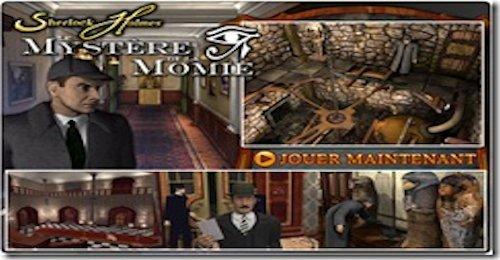 Sherlock Holmes - Le Mystère de la Momie [FR] [Multi]