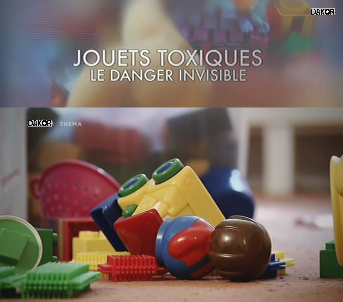 Jouets toxiques - Le danger invisible [TVRIP]