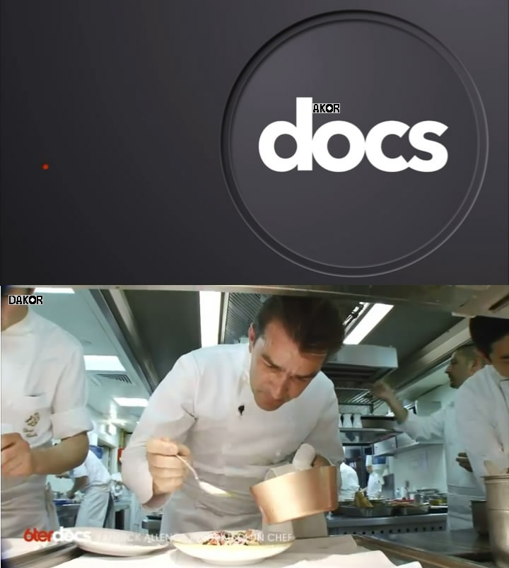 Yannick Alléno : la passion de la cuisine [TVRIP]